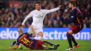 Barcelona lost 2-1 to Real Madrid on Saturday