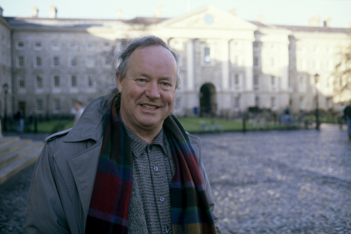 Marking Brendan Kennelly's 80th birthday