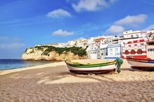 Faro - the Algarve is the top choice this summer