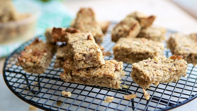 ...this. Yummy healthy granola bars