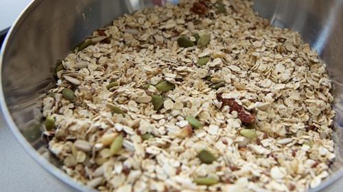 Siobhan Berry's All Natural Healthy Granola Bars