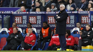 Claudio Ranieri: 'Forty points. That was the goal'