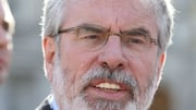 Gerry Adams said his tweets about the film and the use of the N-word were ironic and not intended to cause any offence whatsoever