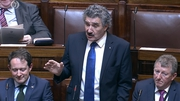 John Halligan said the leak of the draft document was 'unprofessional'