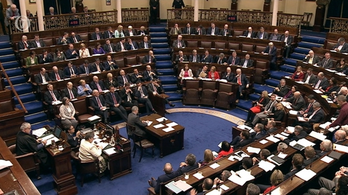 Last night Fine Gael ministers said progress had been made in the talks with Fianna Fáil