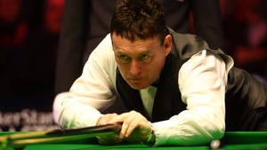 Jimmy White started well but could not compete with O'Sullivan in Belfast
