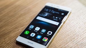 The new Huawei P9 has a 5.2 inch display