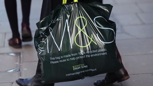New M&S CEO says the company's short-term profit will be affected by turnaround plan
