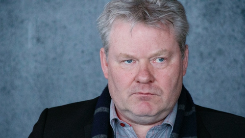 Sigurdur Ingi Johannsson is Iceland's new prime minister