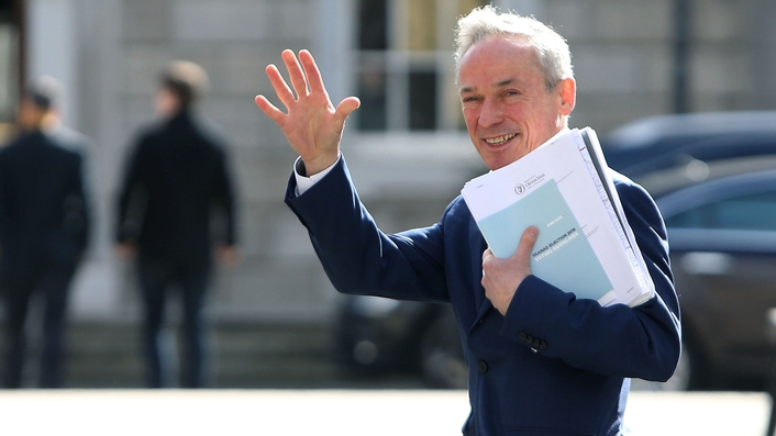 Bruton: People will 'have to get their money back' if water chargesare scrapped