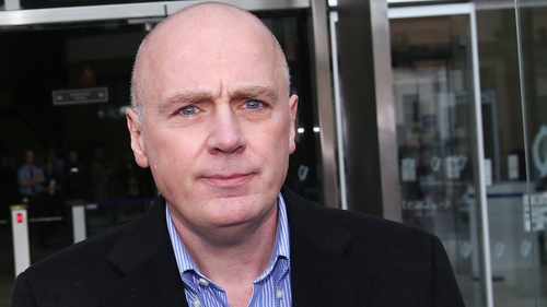 David Drumm is facing charges of conspiring to defraud depositors and investors at Anglo Irish Bank