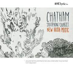 Chatham Saxophone Quartet: New Irish Music