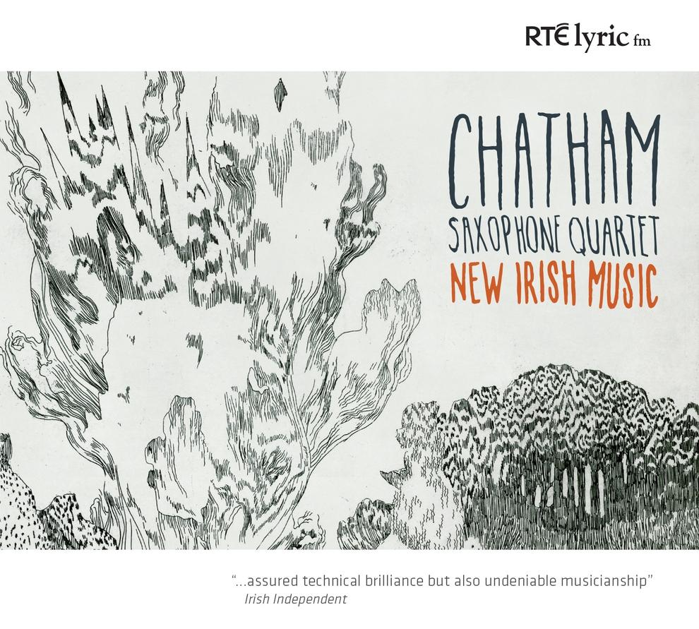 Chatham Saxophone Quartet: New Irish Music