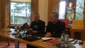 Archbishops Diarmuid Martin and Archbishop Eamon Martin