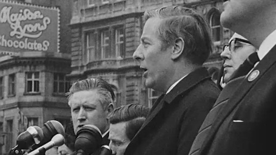 Ruairí Brugha 1916 Commemorations in London (1966)