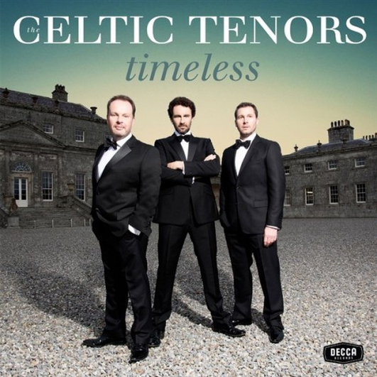 Marty chats with the Celtic Tenors