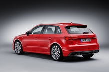 Revised Audi A 3 gets new engines