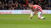 Glenn Whelan may line out for Stoke