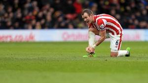 Glenn Whelan could return for Stoke City this weekend