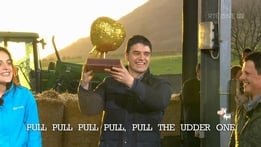 Big Week On The Farm Extras: Pull The Udder One