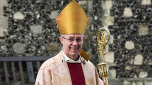 Justin Welby said the revelation came as a 'complete surprise'