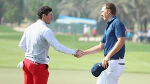 Rory McIlroy and Jordan Spieth get their third rounds under way at 7.50pm Irish time