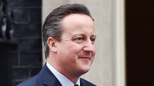 David Cameron said he should have handled the matter better