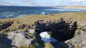 The 'Fairy Bridges' of Bundoran, Co Donegal (Pic: Paschal McCosker)