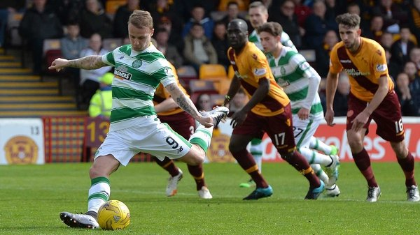 Leigh Griffiths will be looking to continue his goal rush uner Brendan Rodgers next term