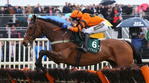 Rising nine, Thistlecrack is a latecomer to chasing