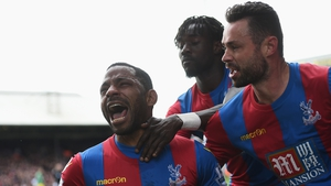 Jason Puncheon's goal secured Palace's first Premier League win of 2016