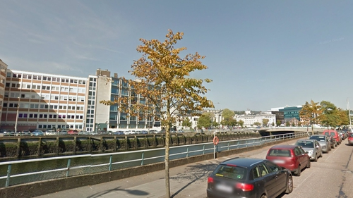 Union Quay in Cork city is one of the at-risk areas (Pic: Google Maps)