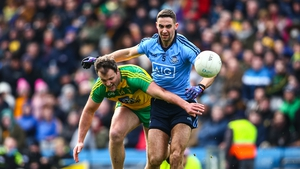 McCarthy missed the Leinster Final win over Westmeath