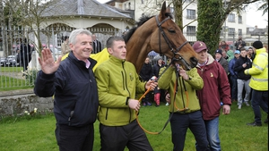 Rule The World was the first Irish winner of the Aintree highlight since 2007