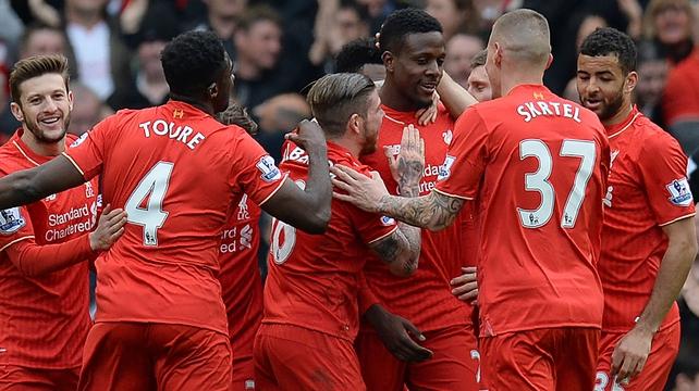 Live scoring: English Premier League