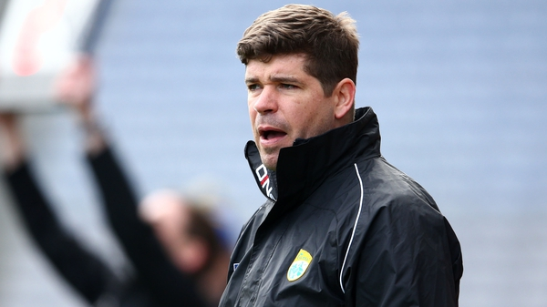 Eamonn Fitzmaurice: 'We were aware that we had to keep driving on.'