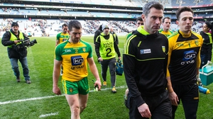 Rory Gallagher succeeded Jim McGuinness as manager in 2014