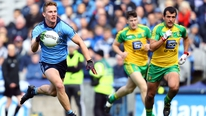 Joe Brolly and Jarlath Burns on Donegal's defeat to Dublin