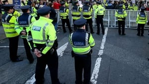 The GRA says over 5,400 Gardaí have been injured on duty since 2006. Five have been killed