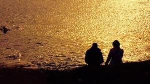 Sunset at Rosses Point, Co Sligo (Pic: Bernard Gillespie)