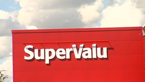 SuperValu has a 23% market share of the grocery spend here
