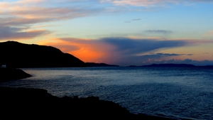 Sunset at Bray Head, Co Wicklow (Pic: Brian Keeley)