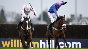Vautour and Cue Card fought out a dramatic finish to the King George at Kempton over Christmas