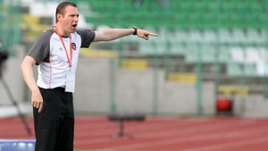 Tom Mohan has been managing the Republic of Ireland Under-17 side since 2012