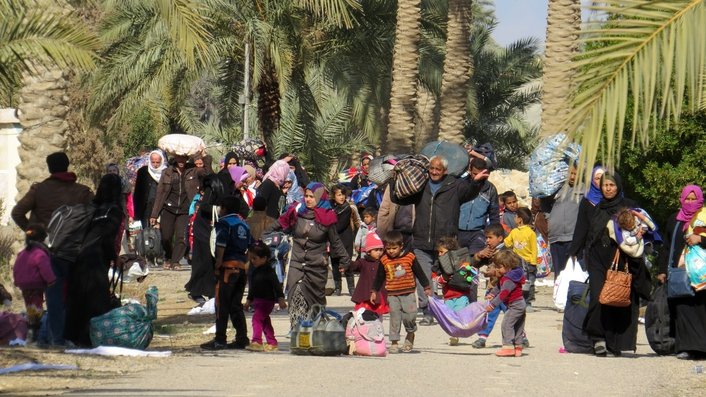 Fears grow for safety of civilians in Fallujah
