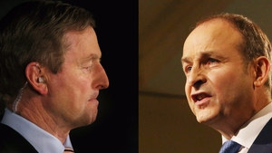 Enda Kenny and Micheál Martin have been engaged in talks on government formation