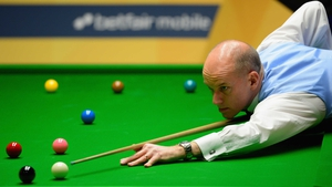 Peter Ebdon is through to the final qualifying round