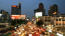 WHO estimates about 24,000 people die each year in Thai road traffic incidents