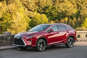The Lexus RX emerged as the most reliable SUV in the Auto Express survey.