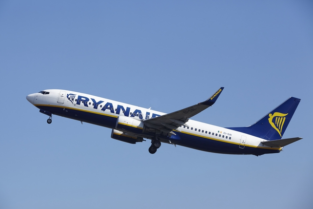 Ryanir is among the European airlines seeing a drop-off in passenger numbers since the Brussels attacks